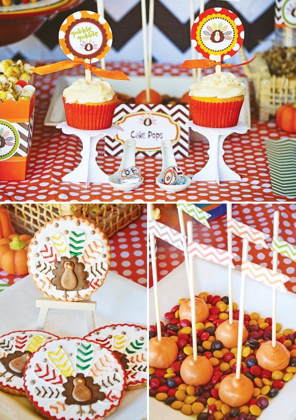 fun thanksgiving desserts