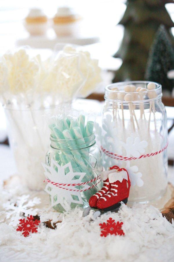 winter wonderland candy