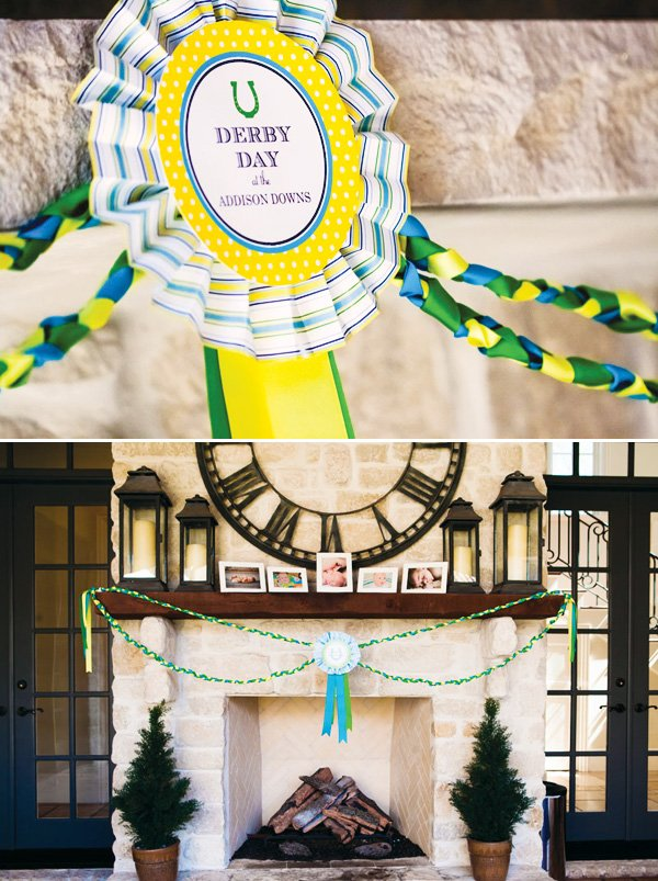 derby party decorations