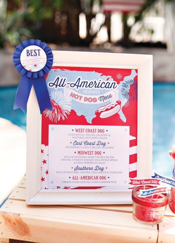 all american hot dog printables hwtm