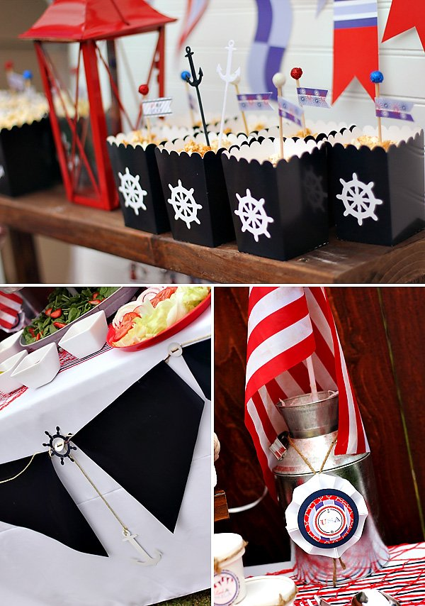 nautical july 4th party