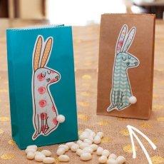 printable easter bunny tags