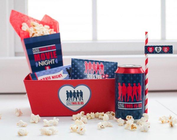 movie party snacks
