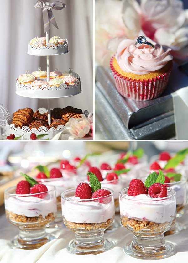 fruity desserts and other party dessert ideas