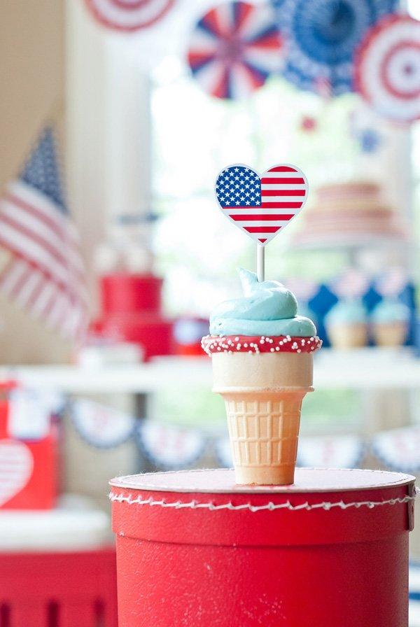 ice-cream-cone-cupcakes