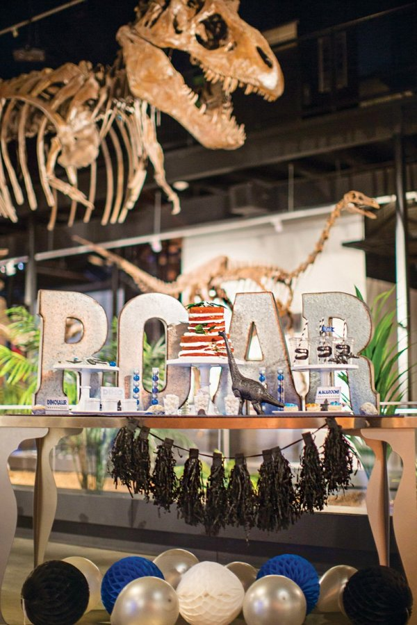 natural history museum birthday party venue
