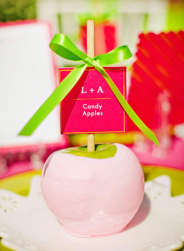 apple of my eye bridal shower