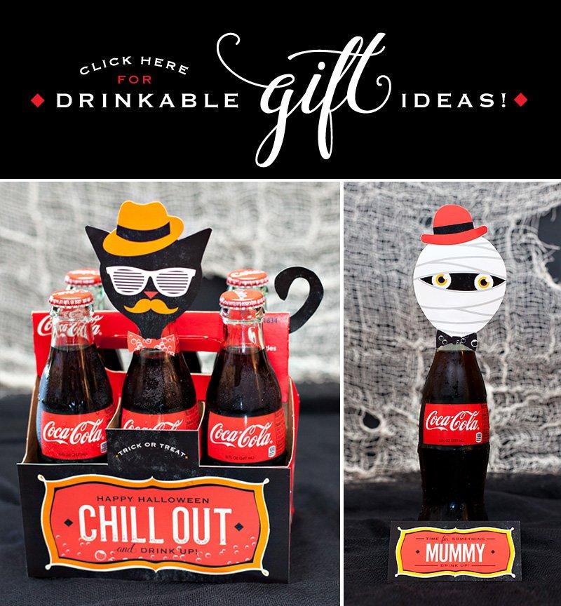 Halloween Coca-Cola Gift Ideas