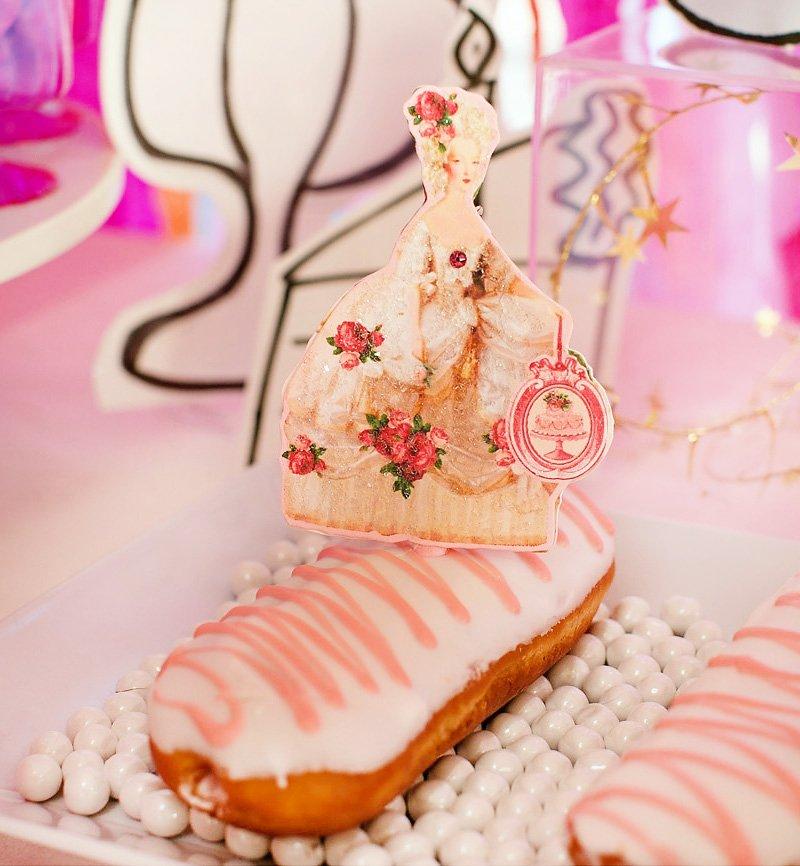 marie Antoinette birthday party ideas