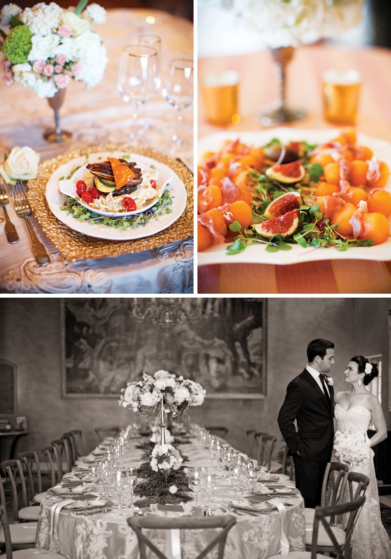 fall wedding menu ideas
