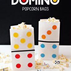 DIY Domino Bags for Game Night