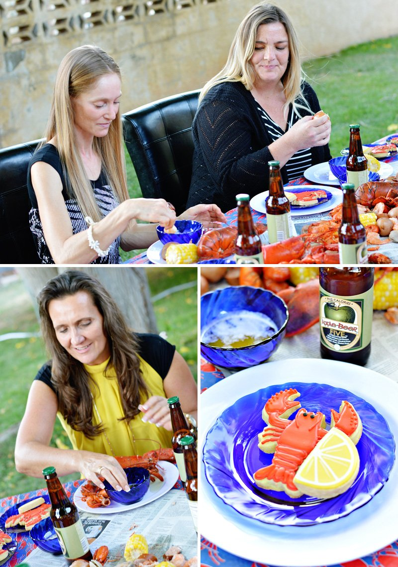 Low Country Lobster Boil Party