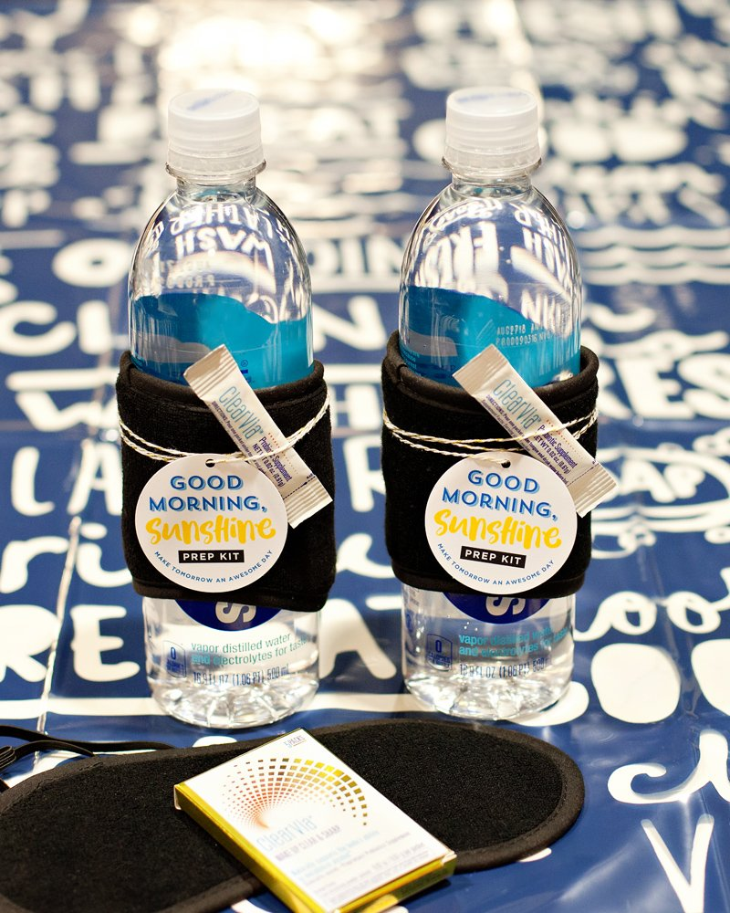 Hangover Prevention Party Favors for Grown Ups