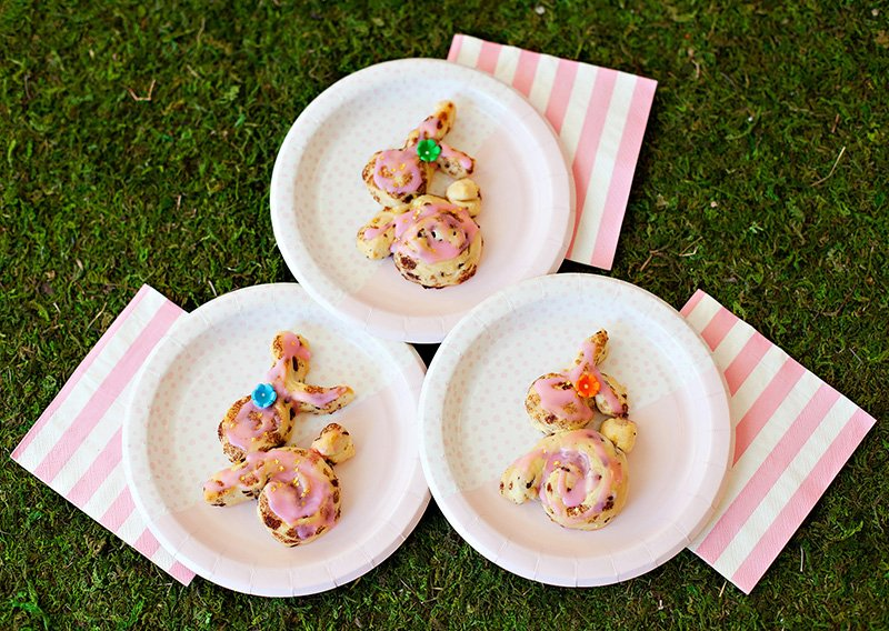 Woodland Bunny Party Ideas Enchantimals Hostess With
