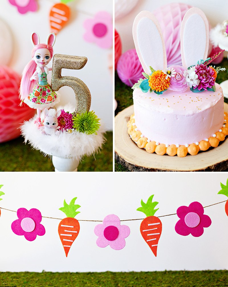 Woodland Bunny Party Ideas