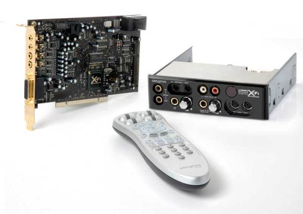 Creative Sound Blaster X-Fi driver | Download | Hardware ...