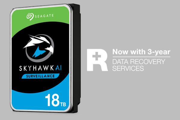 Seagate SkyHawk AI 18TB