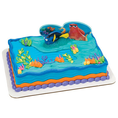 Shop Bakery Decorated Cakes Finding Dory Fintastic