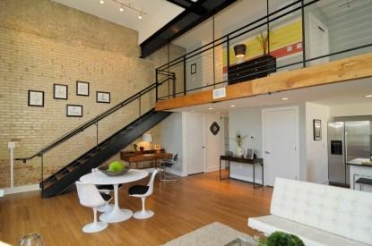 Firehouse lofts Hyattsville apartments housing real estate Maryland