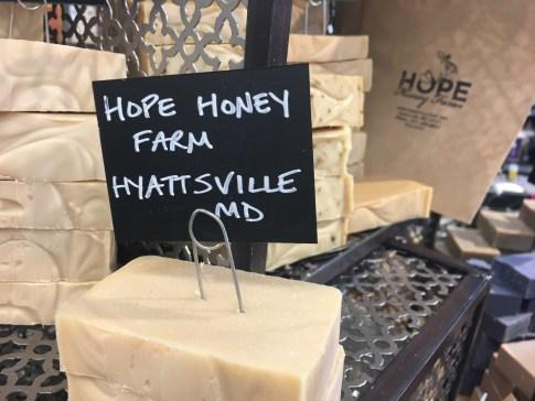 Hyattsville honey Hope Honey Farm Whole Foods apiary
