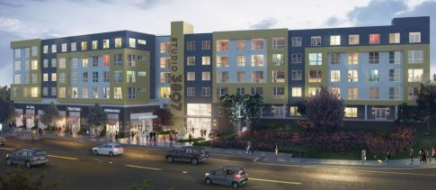 Brentwood apartment Studio 3807 Landex Development Maryland Gateway Arts District