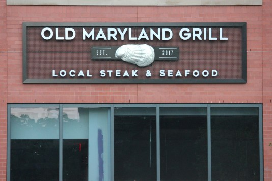 Old Maryland Grill College Park Mike Franklin restaurant