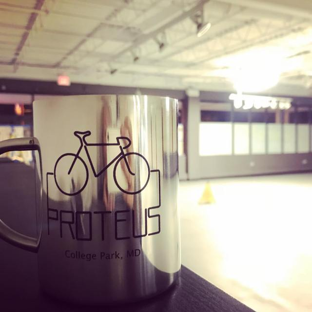 Proteus Bicycles College Park Maryland bicycling bike shop