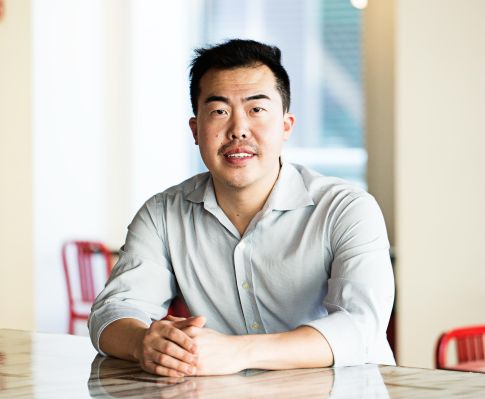 Eric Shin SeoulSpice founder Korean restaurant D.C. Maryland