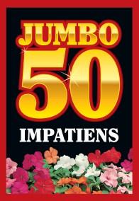 Jumbo 50 Impatiens