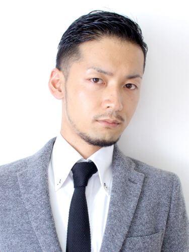 薄毛な男性に似合う 薄毛に応じた短髪ビジネスヘアスタイル5選