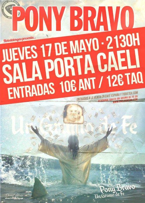 Cartel_A3_Ponybravo_Valladolid