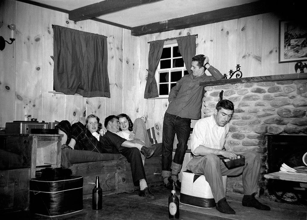 Ulla Lodge Après