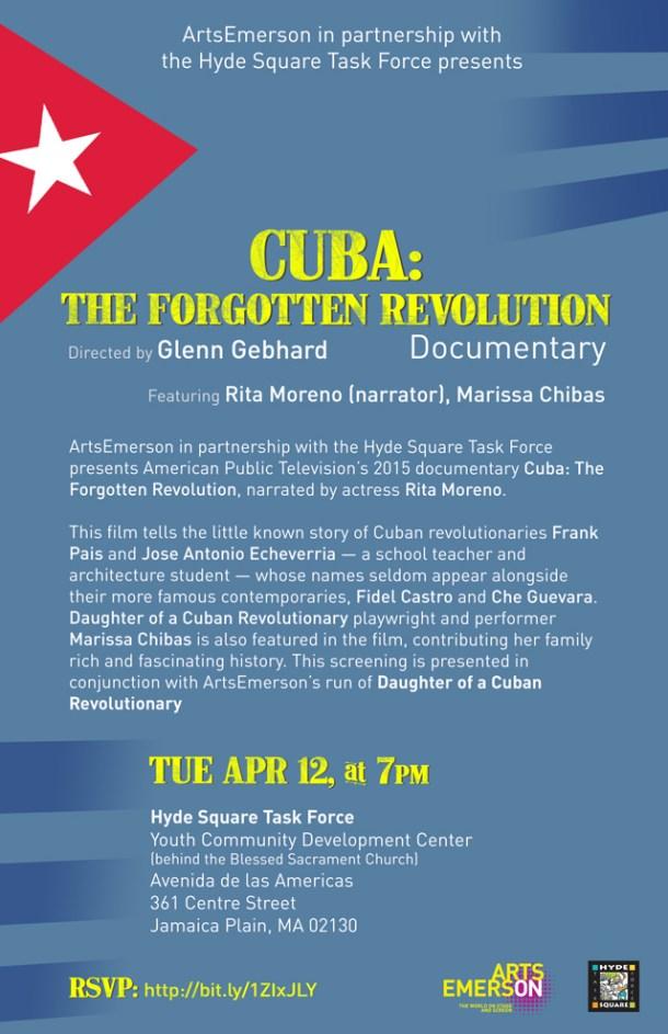 CubaFilmScreening