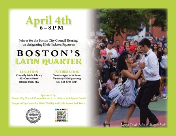 Latin Quarter Hearing V3