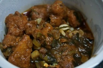 Flying Chef - Chicken Manchurian