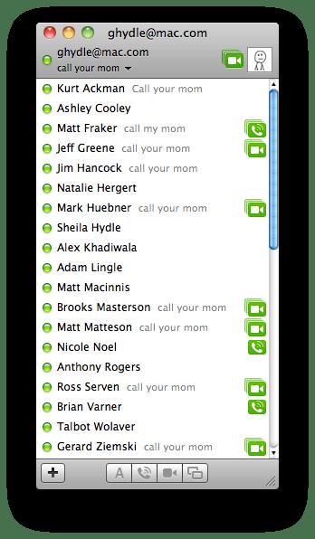 122809 Call Your Mom - Screenshot