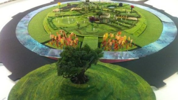 Olympics Opening Model Hydle