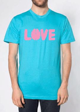 Love Your Brain - #loveyourbrain - Tee Shirt