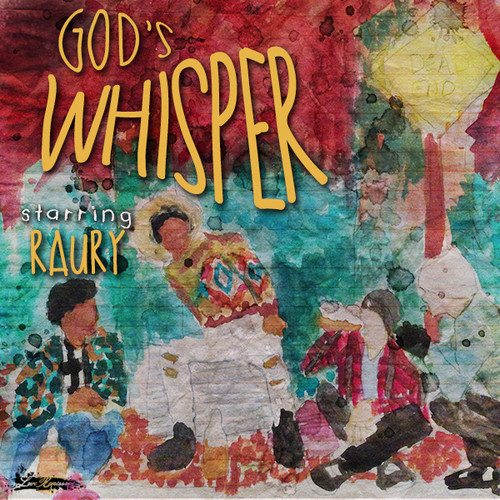 Raury - God's Whisper - Artwork