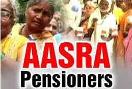 Ministers Distribute New Pension Papers To Beneficiaries
