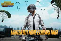 PUBG Mobile Lite Launched In India For Low-End Smartphones