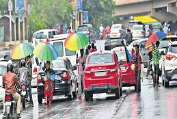 Hyderabad continues to see deficit rainfall