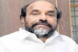 Krishnaiah Denies Links With Slain Gangster Nayeem