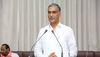 Submit a Detailed Report on Vacancies Position: Harish Rao