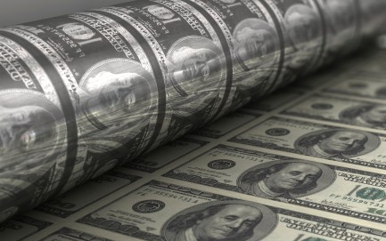 The US dollar printing press: where do all the dollars go?