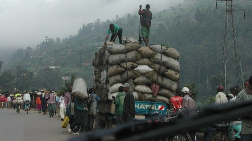 Charcoal suppliers in Rwanda are not a Sustainable Cooking Energy