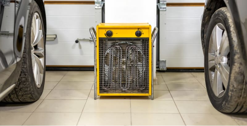Best garage heater and shed heaters
