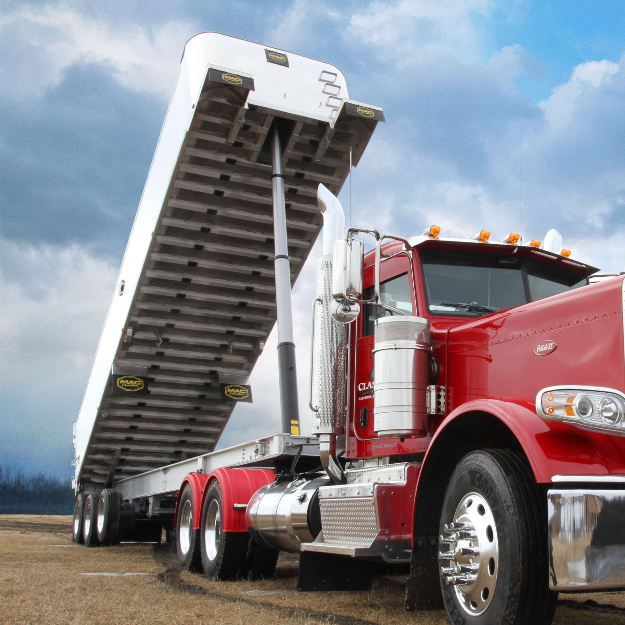 What Hydraulic Cylinder Do I Need For My Dump Body