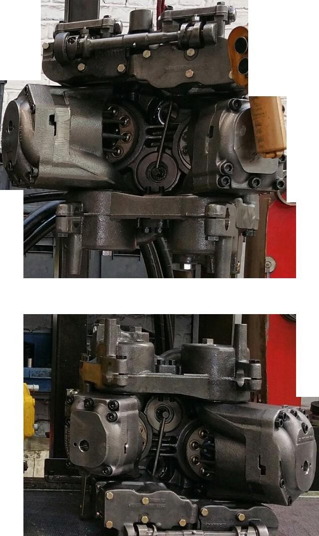 fendt transmission vario reparateur