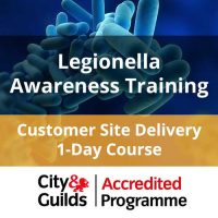 Legionella Awareness Training Course City and Guilds